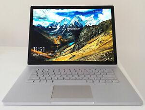"Microsoft Surface Book 2 15"" 1793 3K i7-8650U/16GB RAM/256GB SSD/GTX 1060/Wty"