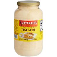 Zatarain's 5.75 lb. Seasoned Fish Fri Breading Mix (select flavor below)