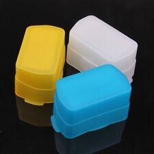 3 Color Flash Bounce Diffuser for Godox V850 V860 TT600 TT600s TT685s TT520 II