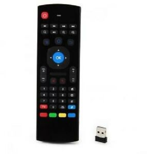 Remote Control for YouTube Black Wireless Mini Keyboard /& Mouse Easy Control Browser for HISENSE/ H55U8BUK 55/""