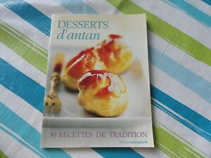 Desserts d'antan