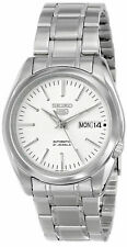 Seiko 5 SNKL41K1 Men's Watch - Silver