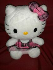 "Ty Beanie Babies Hello Kitty 6"" Beanbag Plush Stuffed Toy"