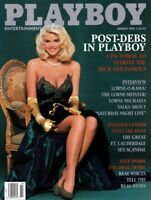 Playboy March 1992 / Anna Nicole Smith / Lorne Michaels Interview