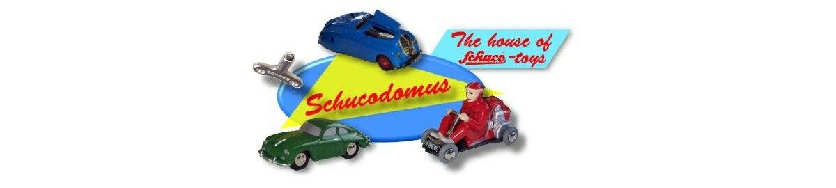 The house of Schuco toys