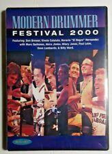 """""""Modern Drummer Festival 2000"""" - Dvd 5.1 Surround Sound"""