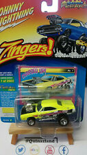 Johnny Lightning Street Freaks Zingers 1970 Dodge Charger   (N41)