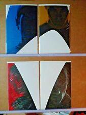 STAR TREK COUNTDOWN #'s 1, 2, 3, & 4  Variant IDW Publishing HIGH GRADE NM (D319