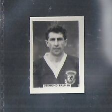 COLINVILLE-FOOTBALL INTERNATIONALS 1958-#40- SWANSEA - PALMER