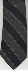 Valentino-[If  New $400]-Authentic-Silk/Wool Tie-Made In Italy-Va115- Men's Tie