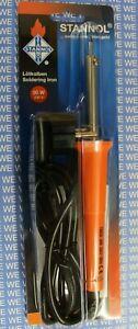 Stannol-Lötkolben 30W 230V 700030 mit Dauerlötspitze