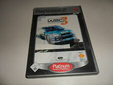 PLAYSTATION 2 WRC 3-WORLD RALLY CHAMPIONSHIP PLATINUM []