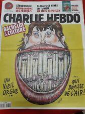 CHARLIE HEBDO 22/07/2020 - No 1461 - Couverture.FELIX - BACHELOT - Comme NEUF