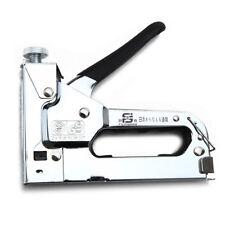 Nail Staple Gun Stapler for Furniture Wood Door Heavy Duty Rapid Upholstery Hand