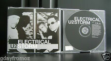 U2 - Electrical Storm 3 Track CD Single