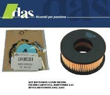 LANDI RENZO GPL KIT REVISIONE, LI02, LI03 + FILTRO CARTUCCIA RIDUTTORE GAS