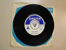 """ROLLING STONES:I Don't Know Why-Try A Little Harder-U.K.7"""" 75 Decca F 13584 Demo"""