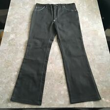 4e5de099 Men's Sheplers Brown Western Jeans Waist: 38