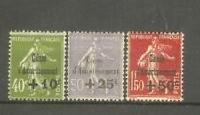 "FRANCE STAMP TIMBRE N° 275/77 ""CAISSE AMORTISSEMENT 5e SERIE "" NEUFS xx TTB H438"