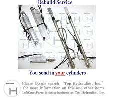 Rebuild Service for your full set of 5 R170 SLK-Class Cylinders - best wty