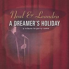 Audio CD A Dreamer's Holiday: A Tribute to Perry Como  - Free Shipping