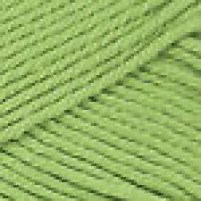 ROWAN HANDKNIT COTTON Shade 309 celery MAX UK P&P £2.50 1st CLASS