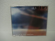 We're in This Together, Pt. 1 by Nine Inch Nails (CD, Nov-1999, Nothing Every...