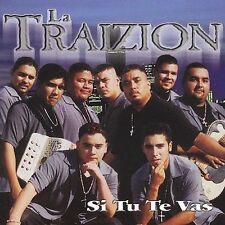 Si Tu Te Vas * by Traizion (CD, Mar-2005, Hacienda Records) MINT cd