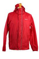 AGU Vintage Retro Festival Raincoat Waterproof Windbreaker Jacket  L, XL-RC05