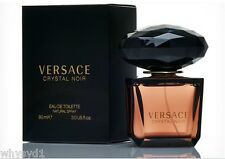 Versace Crystal Noir 90ml 3.0oz Women EDT Eau De Toilette Fragrance