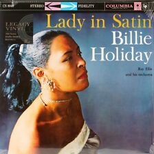 LADY IN SATIN  BILLIE HOLIDAY Vinyl Record