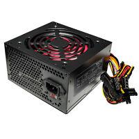 400 Watt ATX PC Computer Desktop Power Supply SATA 20+4 Pin 350W 300W PSU Kits