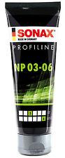 SONAX 208141 ProfiLine NP 03-06 silikonfrei !!! 250ml Nano Maschinenpolitur