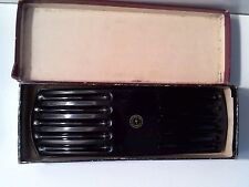 VINTAGE ANTIQUE  ELECTRO-STATIC CLEANER WITH ORIGINAL BOX