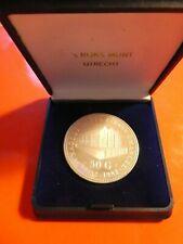 Niederländische Antillen, 50 Gulden  1982 , Silber , PP