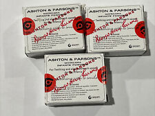 Ashton and Parsons Infant Powders For Teething 3 X  20 Sachets Exp: 7/22