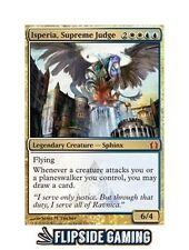 4x Isperia, Supreme Judge (Return to Ravnica) SP or Better Mtg ~Flipside2~
