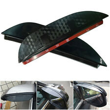 Rear View Mirror Anti-rain Cover Auto Guard Shade For Honda Accord 2013-2015 2pc