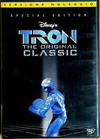 TRON - THE ORIGINAL CLASSIC (1982) di Steven Lisberger DVD EX NOLEGGIO W.DISNEY