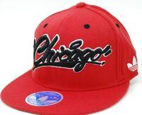 Chicago Bulls adidas M139Z NBA Basketball Team Stretch Fit Cap Hat L/XL