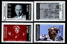 2000 Fermi,Nuclear,Piaf,Hillary,Mount Everest,UNO,Kiss gate,Romania,Mi.5504-MNH