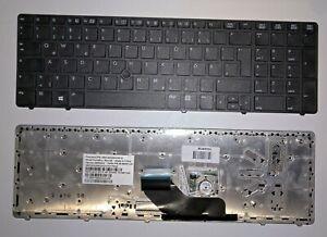 HP ProBook 6560b / 6570b, Tastatur, Deutsch, SPS 701987-041