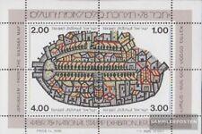 israël Bloc 17 (complète edition) neuf avec gomme originale 1978 Exposition phil