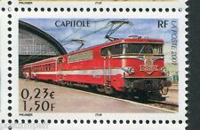 FRANCE 2001, timbre 3412, TRAIN LOCOMOTIVE CAPITOLE, neuf**, VF MNH STAMP