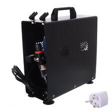Compresor Y Aerógrafo Profesional Con Regulador De Filtro De Tanque Kit de ventilador de refrigeración