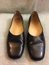 ad4d71a0dbd Tods Women s Black Patent Leather Driving Shoes Size 7.5