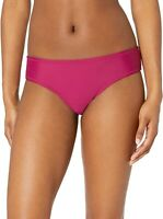 Volcom Women's 238951 Junior's Simply Solid Cheeky Bikini Bottom Swimwear Size S