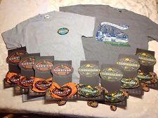 Host Survivor Buff Party with 8 Buffs (4 Panama & 4 Palau) + 2 T-Shirts