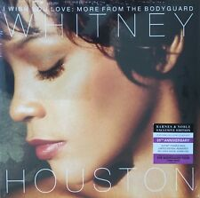 Whitney Houston Wish You Love More From the Bodyguard Exclusive Cover, numbered