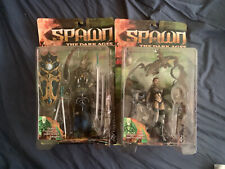Spawn: The Dark Ages Action Figures (Lot Of 2)
